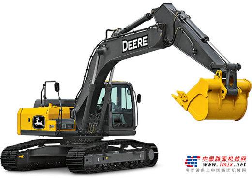 约翰迪尔中型挖掘机推荐,约翰迪尔E230 LC挖掘机全解