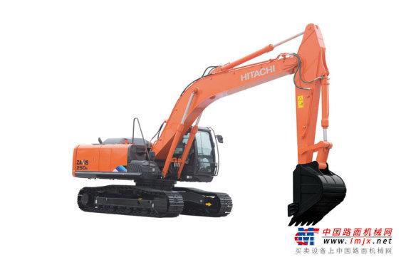 日立中型挖掘机推荐,日立ZX250K-5A中型挖掘机全解