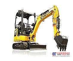 卡特微挖推荐,卡特彼勒新一代Cat®301.5迷你型挖掘机全解