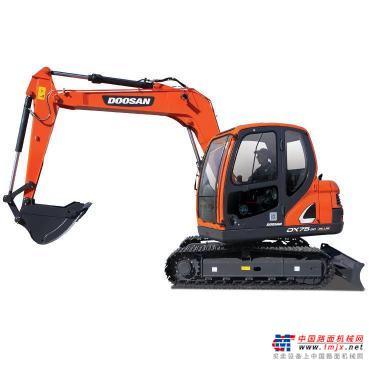 斗山小型挖掘机推荐,斗山DX75-9C PLUS挖掘机全解