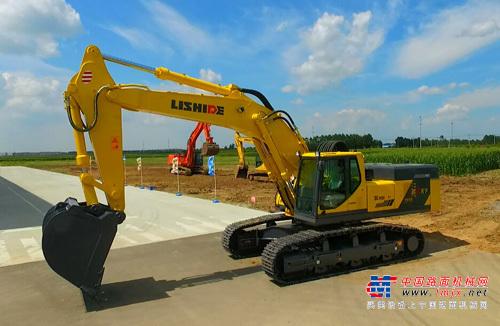 力士德大型挖掘机推荐,力士德SC5030高能效挖掘机全解