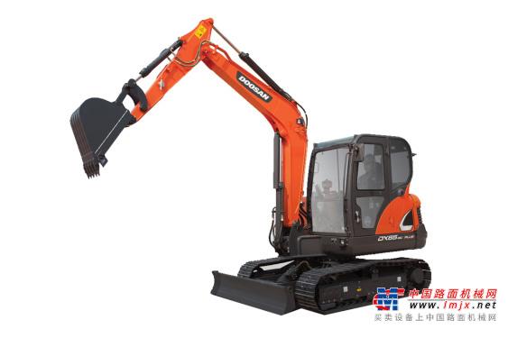 斗山小型挖掘机推荐,斗山DX65-9C PLUS挖掘机全解