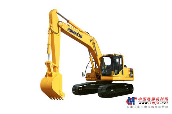 小松中型挖掘机推荐,小松PC200LC-8M0液压挖掘机全解