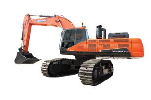 斗山大型挖掘机推荐,斗山DX500LC-9C挖掘机全解