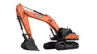 斗山特大型挖掘机推荐,斗山DX520LC-9C挖掘机全解