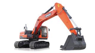 斗山中型挖掘机推荐,斗山DX215-9C挖掘机全解