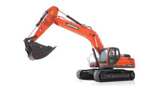 斗山大型挖掘机推荐,斗山DX300LC-9C挖掘机全解