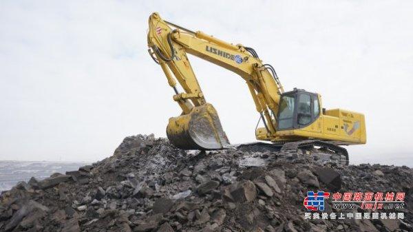 力士德中型挖掘机推荐,力士德SC2615.9(康明斯)高能效挖掘机全解