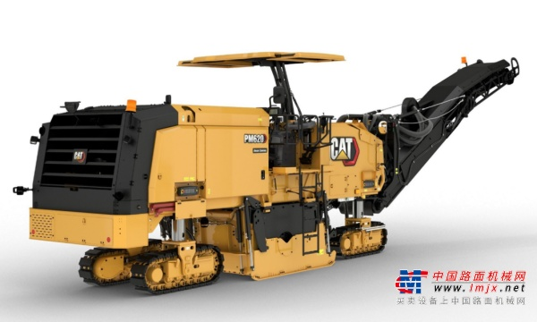 智能强大!独一无二! Cat®(卡特)PM620铣刨机自动找平系统