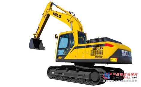 临工中型挖掘机推荐,山东临工E6210F挖掘机全解