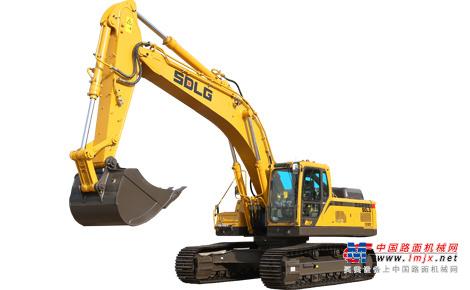 临工大型挖掘机推荐,山东临工E6360F挖掘机全解