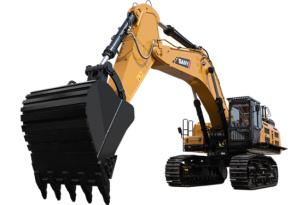 三一特大型挖掘机推荐,三一重工SY750H大型挖掘机全解