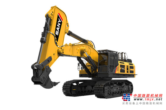 三一特大型挖掘机推荐,三一重工SY750S挖掘机(松土器)全解