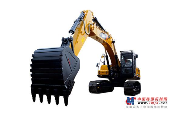 三一大型挖掘机推荐,三一重工SY395H挖掘机全解
