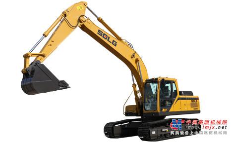 临工中型挖掘机推荐,山东临工E6225F挖掘机全解