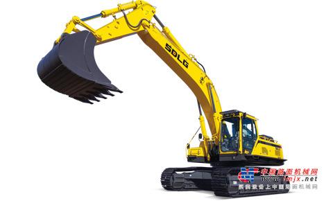 临工大型挖掘机推荐,山东临工E6400F挖掘机全解