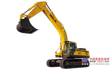 临工大型挖掘机推荐,山东临工E6460F挖掘机全解