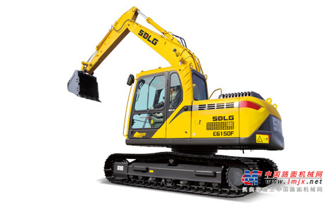 临工中型挖掘机推荐,山东临工E6150F挖掘机全解