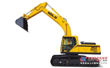 临工中型挖掘机推荐,山东临工E6300F挖掘机全解