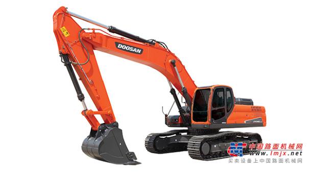 斗山大型挖掘机推荐,斗山DX340LC-9C挖掘机全解