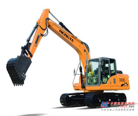 恒特中型挖掘机推荐,恒特HT130履带挖掘机 全液压挖掘全解