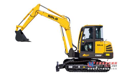 临工小型挖掘机推荐,山东临工E665F小型液压挖掘机全解