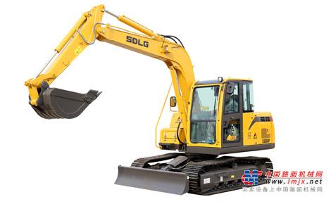 临工小型挖掘机推荐,山东临工E680F挖掘机全解