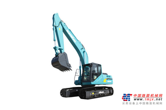 山河智能中型挖掘机推荐,山河智能SWE230E加长臂系列挖掘机全解