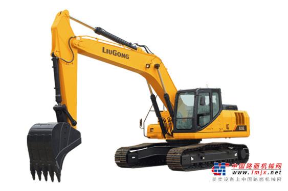 柳工中型挖掘机推荐,柳工926E挖掘机全解