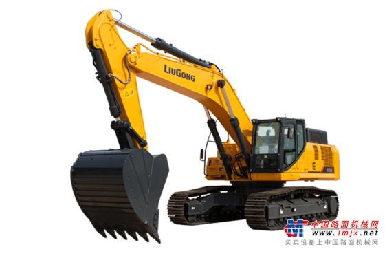 柳工大型挖掘机推荐,柳工948E挖掘机全解