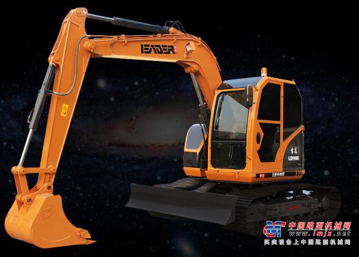 雷道挖掘机推荐,雷道LD90E挖掘机全解