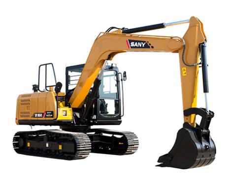 蓝冠代理三一小型挖掘机推荐,三一重工SY85C-10小型液压挖掘机全解