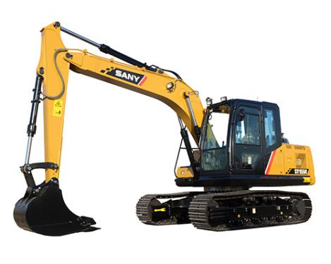 蓝冠代理三一中型挖掘机推荐,三一重工SY155C-10小型液压挖掘机全解