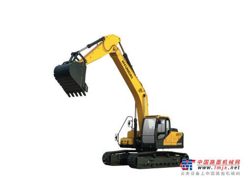现代中型挖掘机推荐,现代重工R225LVS挖掘机全解