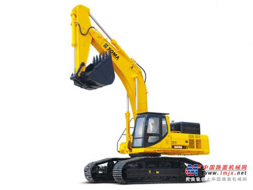 厦工大型挖掘机推荐,厦工XG848EL履带式挖掘机全解