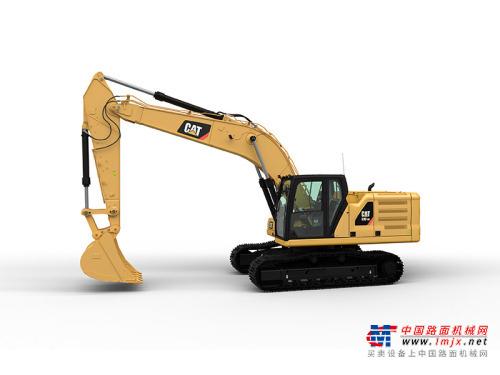 卡特中型挖掘机推荐,卡特彼勒新一代Cat®330 GC液压挖掘机全解