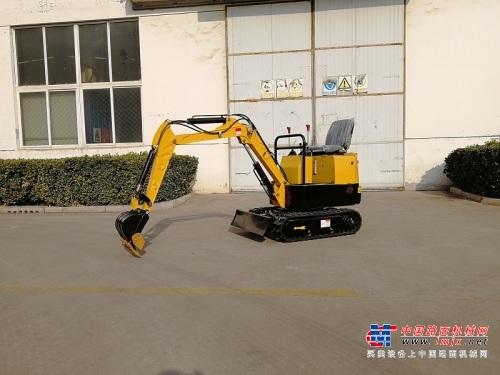 思拓瑞克微挖推荐,思拓瑞克STW-10小型挖掘机全解