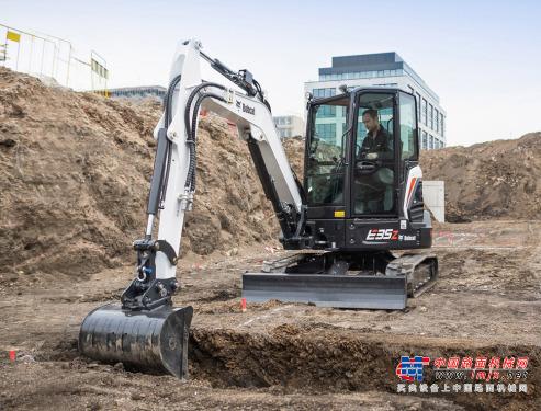 山猫微挖推荐,山猫E35z挖掘机全解