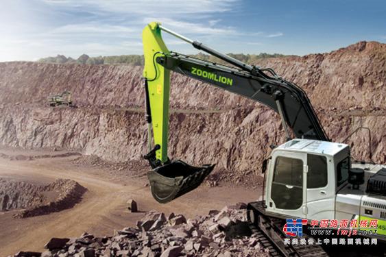 中联中型挖掘机推荐,中联重科ZE245E-10履带式液压挖掘机全解