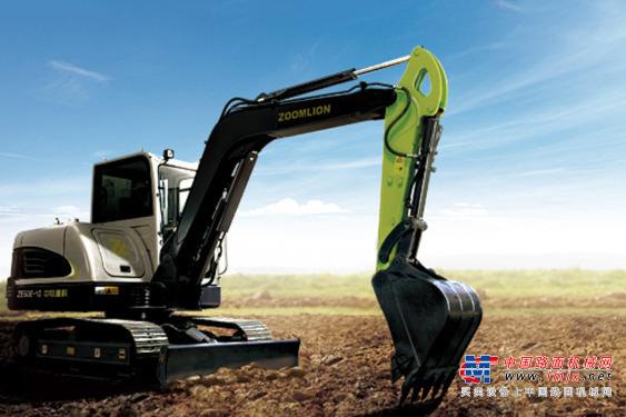中联小型挖掘机推荐,中联重科ZE60E-10履带式液压挖掘机全解