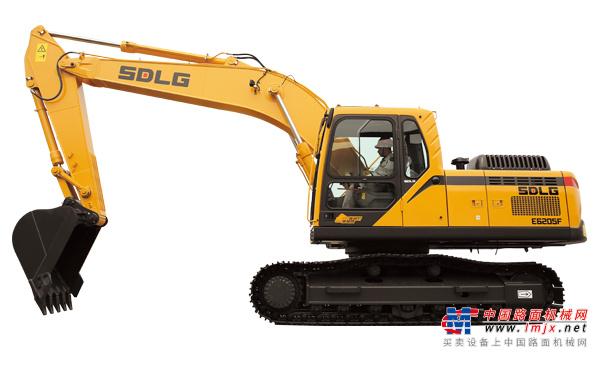 临工中型挖掘机推荐,山东临工E6205F中型液压挖掘机全解