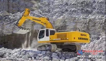 利勃海尔大型挖掘机推荐,利勃海尔R944C液压挖掘机全解