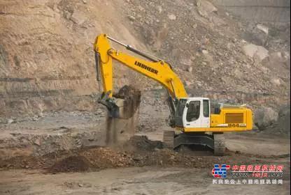 利勃海尔大型挖掘机推荐,利勃海尔R944C SME液压挖掘机全解