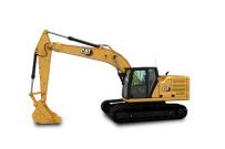 卡特中型挖掘机推荐,卡特彼勒新一代Cat®323 GC液压挖掘机全解
