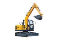 新源小型挖掘机推荐,新源重工XYB70轮胎压路机全解