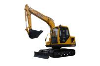 玉柴小型挖掘机推荐,玉柴YC80-9挖掘机全解