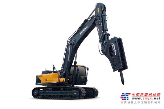 现代大型挖掘机推荐,现代重工495L VS挖掘机全解