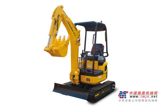 龙工微挖推荐,龙工LG6016履带式液压挖掘机全解