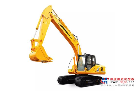 龙工中型挖掘机推荐,龙工LG6205E履带式液压挖掘机全解