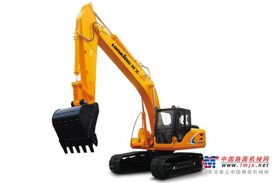 龙工中型挖掘机推荐,龙工CDM6220履带式液压挖掘机全解
